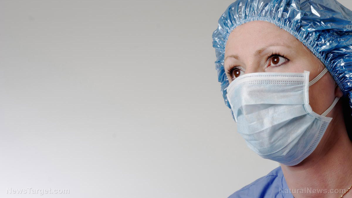 Image: Doctor raises serious doubts about effectiveness of face masks, busts common misconceptions