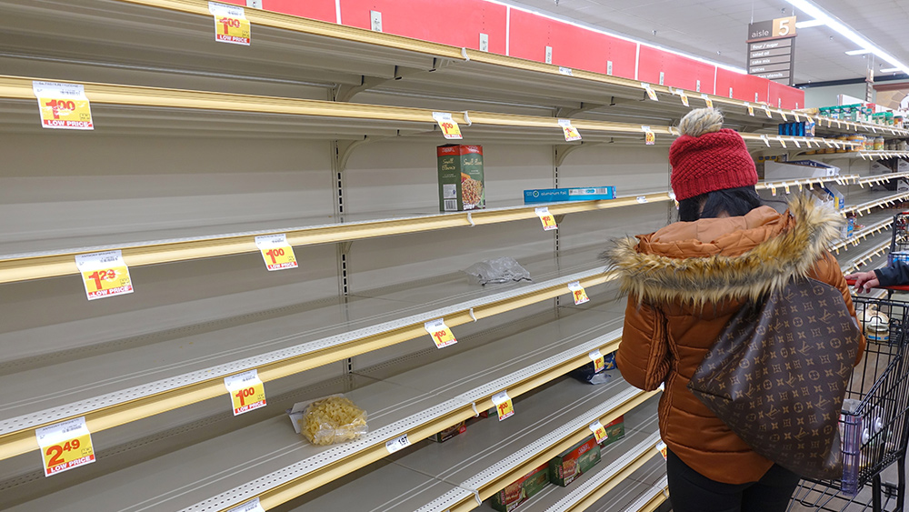 Image: Massive U.S. food shortage coming – get a backup supply ready RIGHT NOW