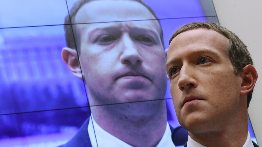 Image: Evil Facebook refuses to inform users their personal data was leaked in massive privacy breach