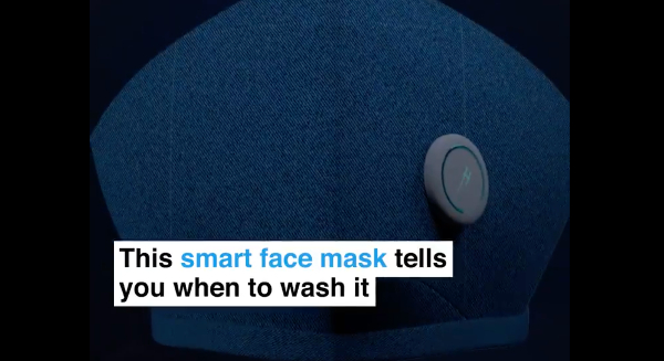"""Image: Chipped """"smart masks"""" that are traceable and trackable are the ultimate globalist control mechanism"""