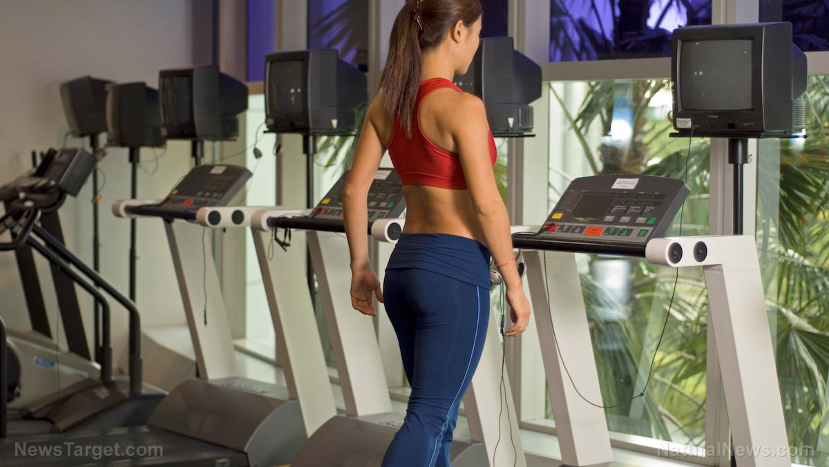 Image: Feds issue Peloton treadmill warning over 39 injuries … but what about the 56,000 COVID-19 vaccine injuries?