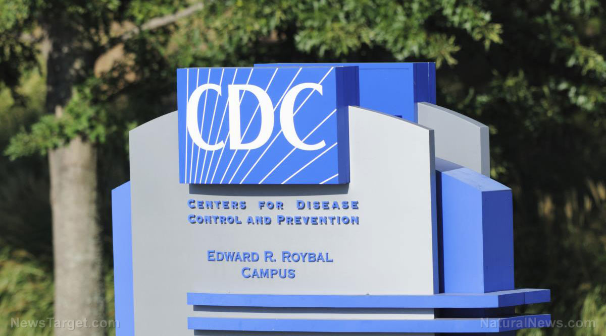Image: The genocide continues through the vaccines, as the CDC scrambles to deceive the public