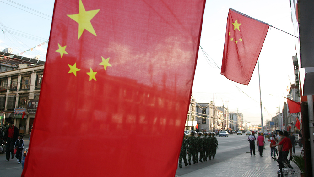 Image: Both China and USA engaged in weaponized bioweapons research