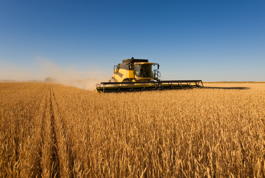 Image: FARMAGEDDON: Microchip supply line collapse hits TRACTORS and farm equipment