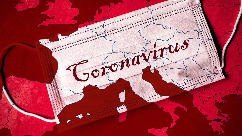 Image: Governments around the world widen global wealth gap during coronavirus pandemic