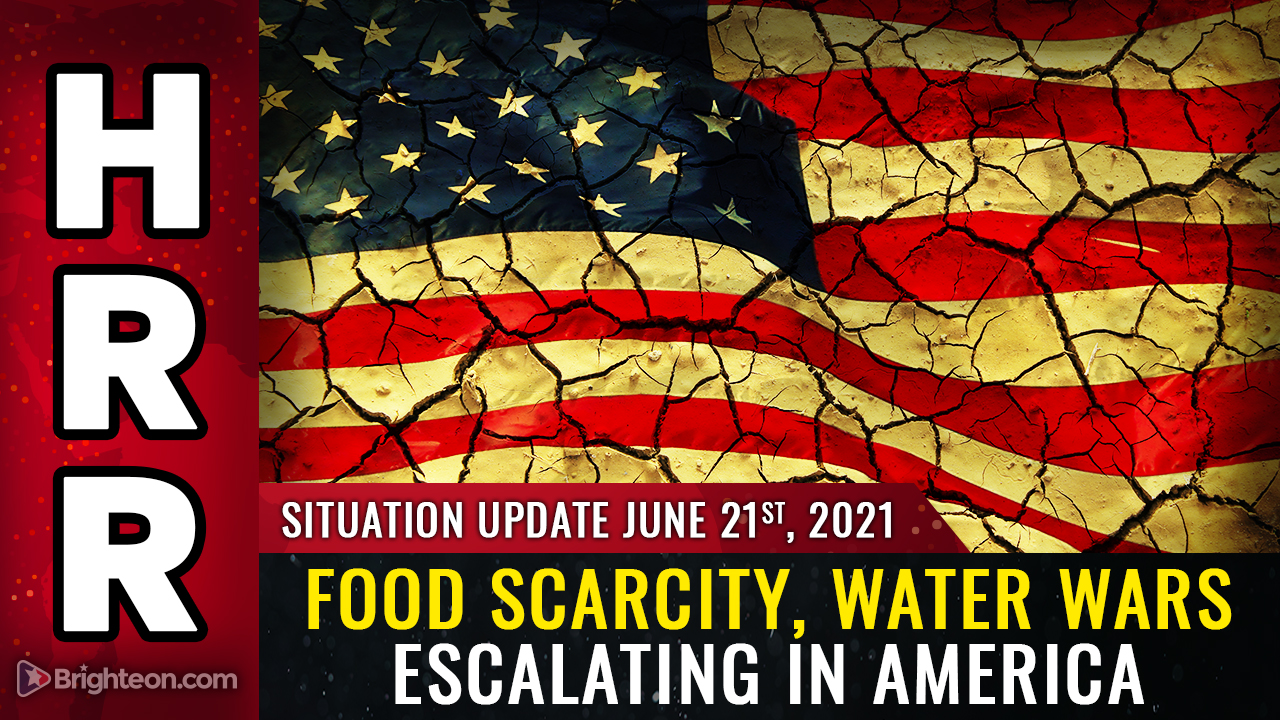 """Image: WATER WARS about to go kinetic in America as farmers targeted by """"terrorist"""" state governments that are deliberately collapsing civilization"""