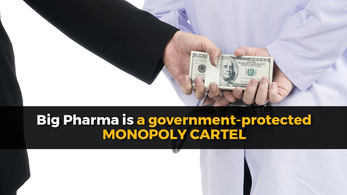 Image: The unethical history of Big Pharma, and why they can't be trusted on anything