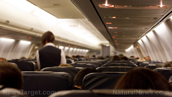 Image: FAA fines passengers $119,000 for refusing to wear useless masks during air travel