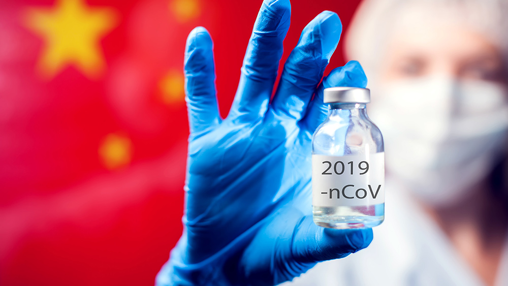 Report says Chinese scientist filed for a coronavirus vaccine patent BEFORE the pandemic