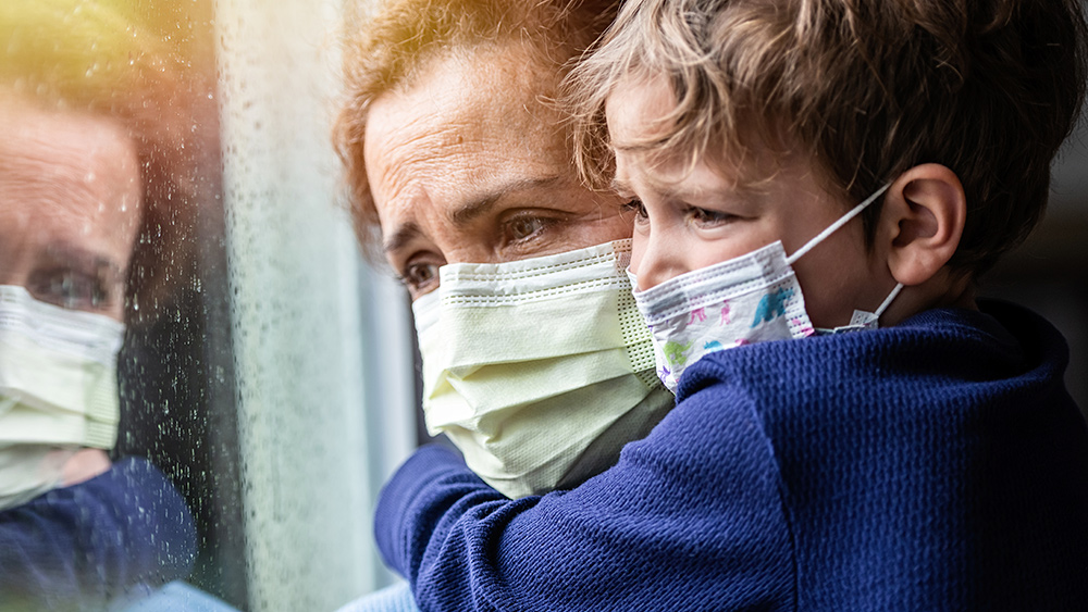 Image: St. Louis orders all vaccinated residents to return to mandatory masking while indoors, effectively admitting that vaccines don't work to stop the spread of covid