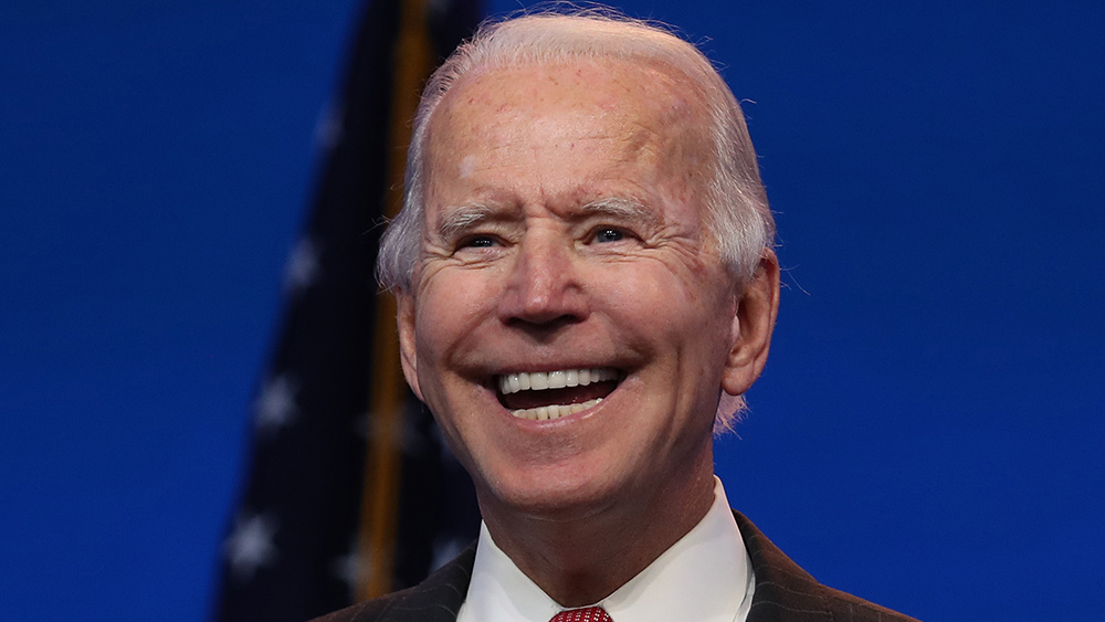 Image: Stop being surprised at Biden's actions – we are under attack by China via our fake President