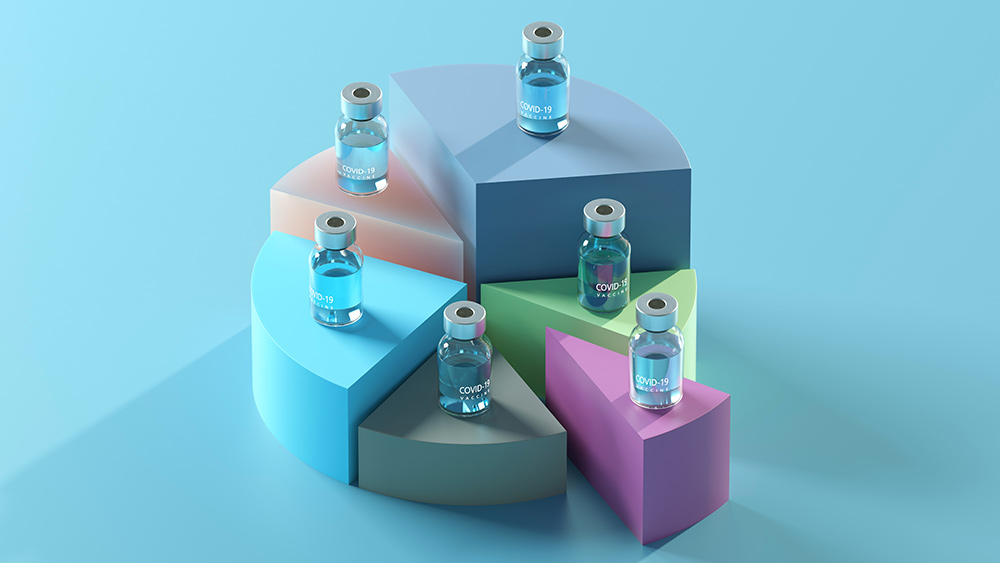 Image: COVID-19 vaccines ENABLE the development of deadlier coronavirus variants, warns Nobel Prize winner