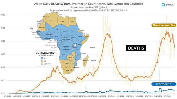 Image: Why does Africa have such low rates of severe covid-19 infection and mortality?