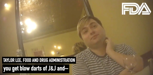 """Project Veritas bombshells: FDA staffer says Americans should be forced to get COVID-19 vax, placed on national """"registry"""" like Nazi Germany if they refuse"""