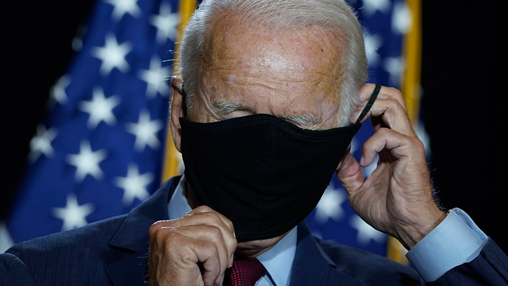 """Image: Biden orders condemns millions of federal workers and contractors to DIE via covid """"vaccines"""" that still aren't even approved by the FDA"""
