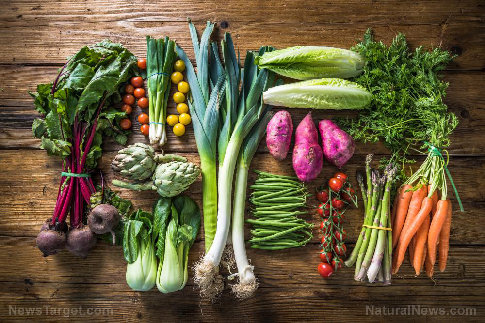 Food storage tips: How to store vegetables if you don't have a root cellar Local-Market-Fresh-Vegetable-Garden-Produce