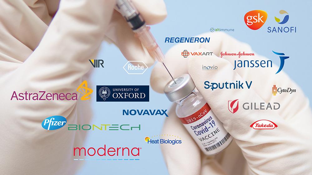 Image: Big Pharma payola scandal erupts in Australia, takes down six corrupt officials and Australian Premier Berejiklian