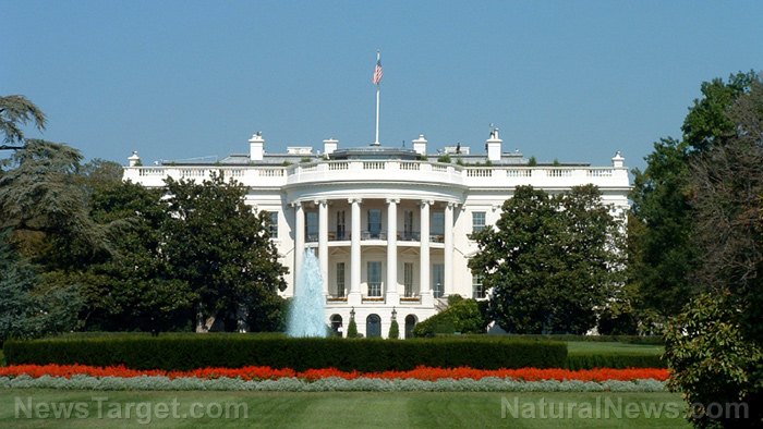 "Alarming new details emerge about Joe Biden's ""fake"" White House set"